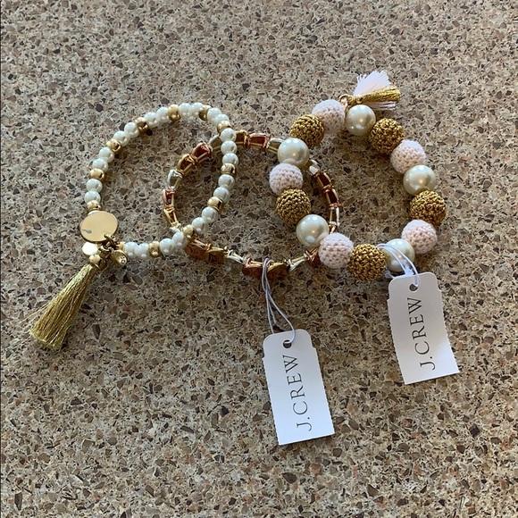 J. Crew Jewelry - JCrew bracelets